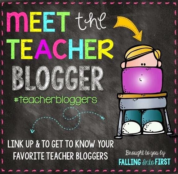 Meet the teacher blogger