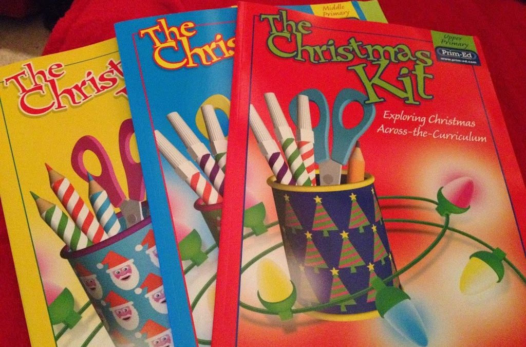 Christmas Kit Book Review