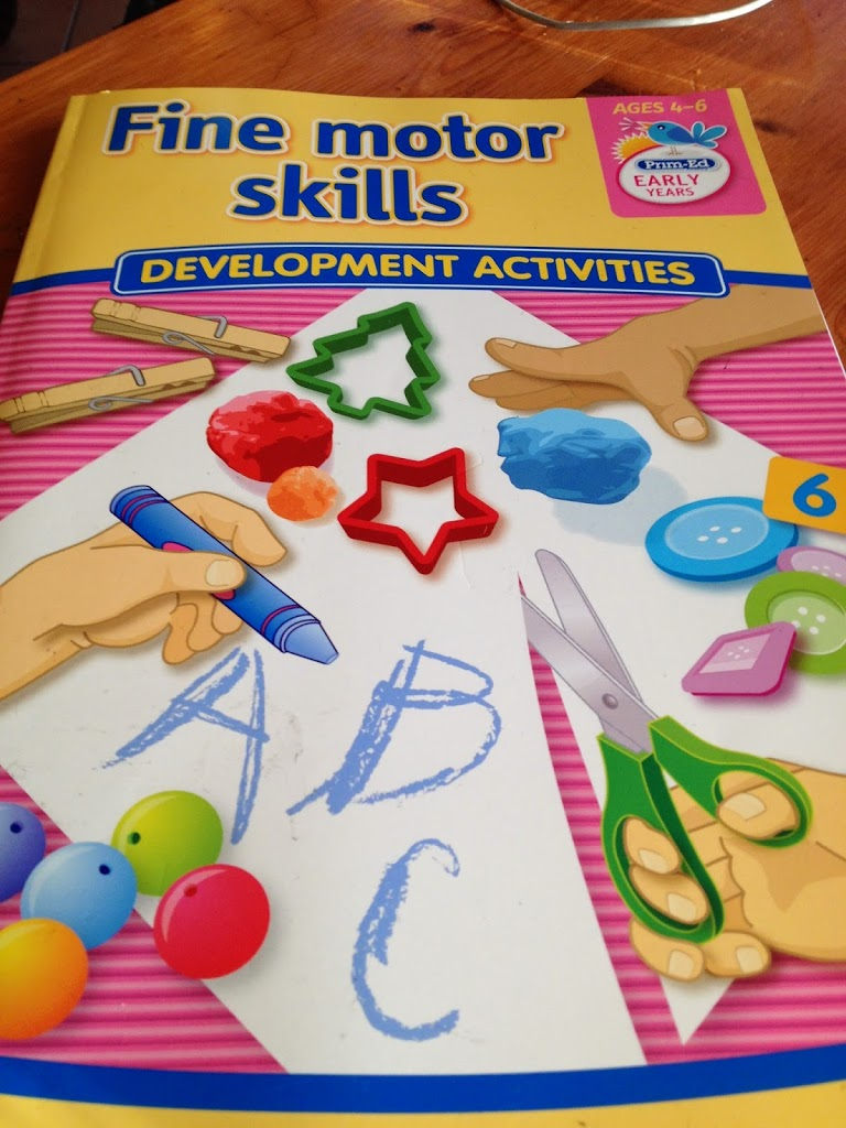 Fine Motor Skills- Junior and Senior Infants