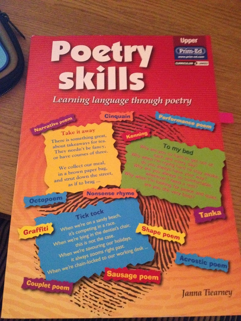 Book Review: Poetry Skills- Upper Classes