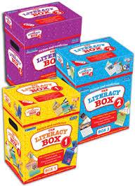 LIT BOX