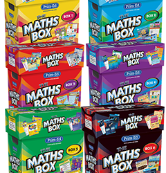 Prim Ed Maths Box