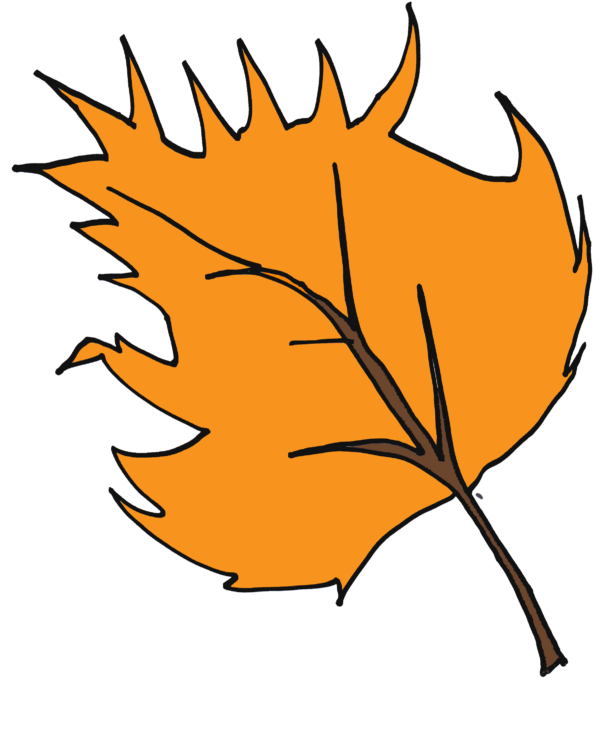 Acrostic Autumn Poem Template