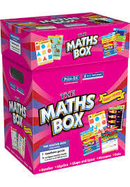 Prim Ed Early Years Maths Box Review